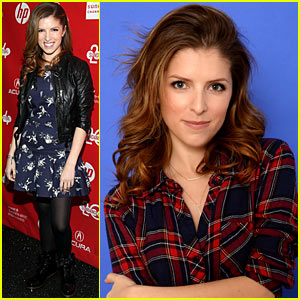 Anna Kendrick: 'Voices' & 'Happy Christmas' at Sundance!