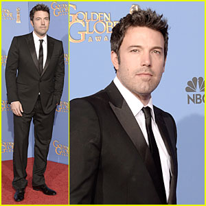 Ben Affleck - Golden Globes 2014 Red Carpet