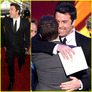 Ben Affleck Presents Best Cast at SAG Awards 2014