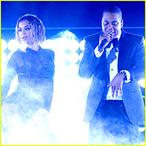 Beyonce & Jay Z: 'Drunk in Love' at Grammys 2014 (VIDEO)