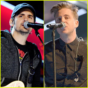 Brad Paisley & OneRepublic - People's Choice Awards 2014 Rehearsals