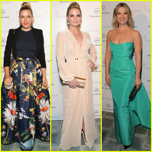 Busy Philipps & Jennifer Morrison - Art of Elysium Heaven Gala