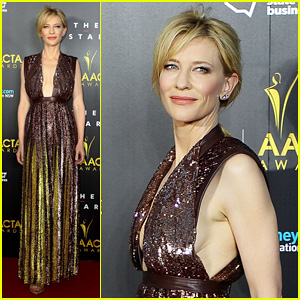 Cate Blanchett - AACTA Awards Ceremony 2014 Red Carpet
