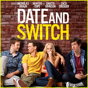 Dakota Johnson & Sarah Hyland: 'Date & Switch' Trailer!