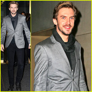 Dan Stevens Apologizes for Leaving 'Downton Abbey'