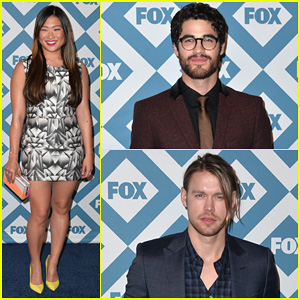 Darren Criss & Chord Overstreet: Fox All-Star Party 2014!