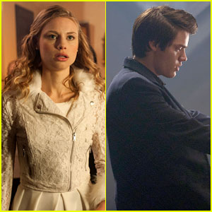 Dominic Sherwood & Lucy Fry: 'Vampire Academy' Moroi Infographic & Stills (Exclusive)