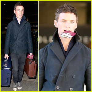 Eddie Redmayne: Happy Belated 32nd Birthday!
