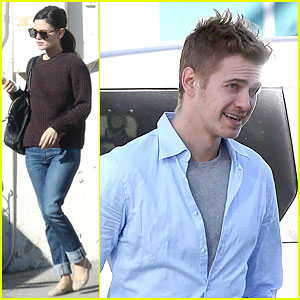 Hayden Christensen & Rachel Bilson Still Decorating New Home!