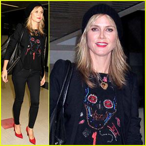 Heidi Klum: Bring it on 2014!