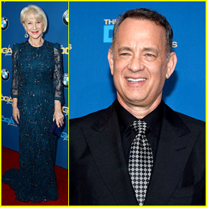 Helen Mirren & Tom Hanks - DGA Awards 2014
