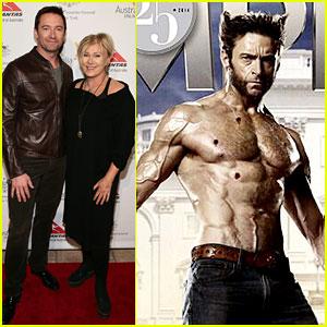 Hugh Jackman Goes Shirtless for Empire's 'X-Men' Mag ... | 300 x 300 jpeg 32kB