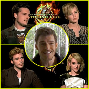 'Hunger Games' Stars Reveal What They'd Bring to the Arena (Exclusive Clips)