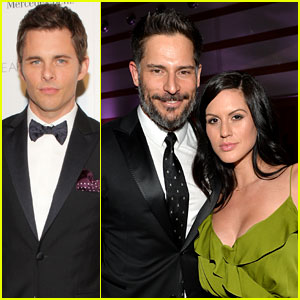 James Marsden & Joe Manganiello - Art of Elysium Heaven Gala
