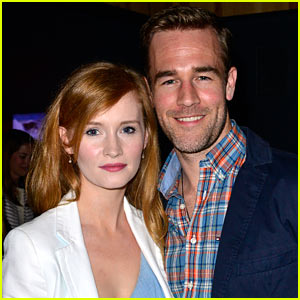 James Van Der Beek Welcomes Baby Daughter with Wife Kimberly!