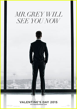 Jamie Dornan: First 'Fifty Shades of Grey' Teaser Poster!