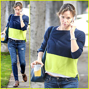Jennifer Garner: Ben Affleck Will Present at Golden Globes 2014!