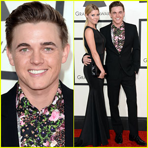 Jesse McCartney - Grammys 2014 Red Carpet