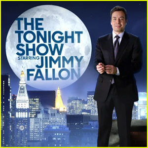 Jimmy Fallon: 'The Tonight Show' Promo - Watch Now!