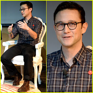 Joseph Gordon-Levitt: Sundance & HitRecord Are Very Similar!