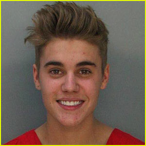 Justin Bieber: Mugshot Released After DUI Arrest