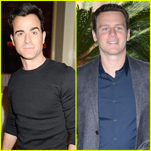 Justin Theroux & Jonathan Groff: HBO's TCA Winter Tour Panel!