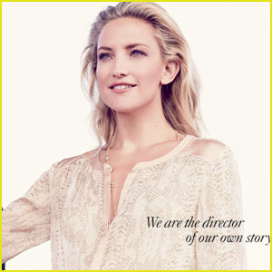 Kate Hudson Stuns For Ann Taylor Spring 2014 Campaign (Exclusive)!