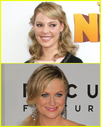 Katherine Heigl & Amy Poehler Land Deals with NBC