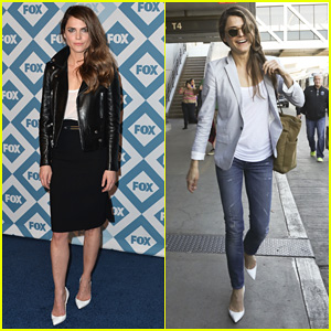 Keri Russell: Fox All-Star Party 2014!