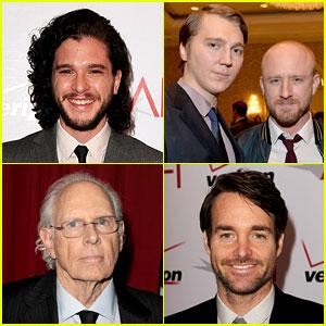 Kit Harington, Will Forte, & Bruce Dern - AFI Awards 2014
