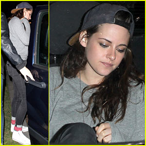 Kristen Stewart 'Terrified' to Star in New Film 'Equals'