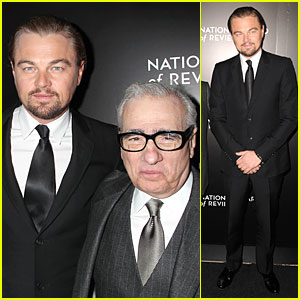 Leonardo DiCaprio - National Board of Review Awards Gala 2014