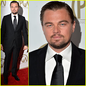Leonardo DiCaprio - Producers Guild Awards 2014