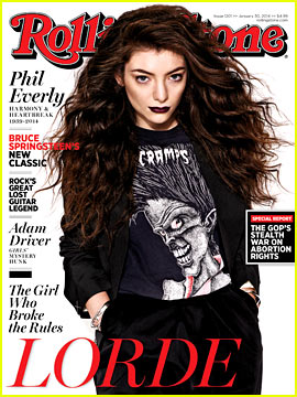 Lorde Gives Advice to Aspiring Musicians in 'Rolling Stone'