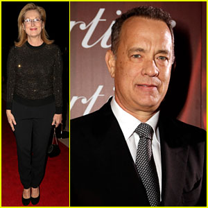 Meryl Streep & Tom Hanks - Palm Springs Film Festival 2014