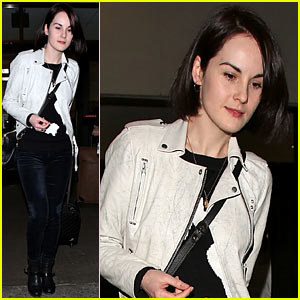 Michelle Dockery: 'Downton Abbey' Draws Record Ratings!