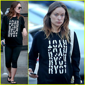 Olivia Wilde: 'Better Living Through Chemistry' Trailer - Watch Now!
