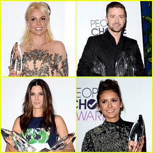 People's Choice Awards Winners List 2014
