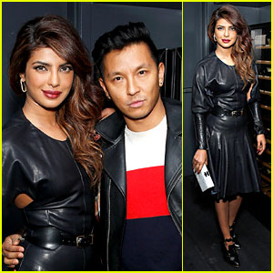 Priyanka Chopra: Paper Magazine Party with Prabal Gurung!