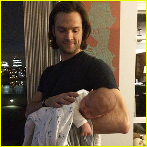 Shepherd Padalecki: Jared Padalecki's New Son's Name!