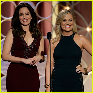 Tina Fey & Amy Poehler: Golden Globes Opening Monologue Video - WATCH NOW!