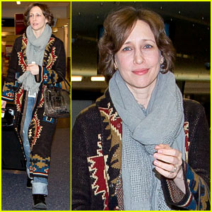 Vera Farmiga: 'At Middleton' in Theaters This Month!