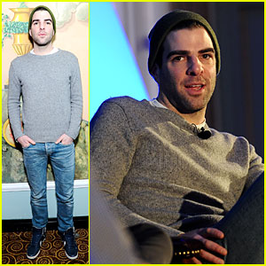 Zachary Quinto: Global Performing Arts Conference