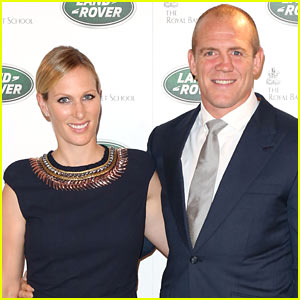 Zara Phillips Amp Mike Tindall Welcome Baby Daughter