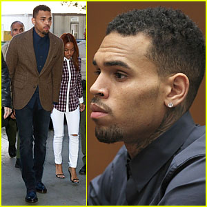 Chris Brown: No Jail Time, But Must Stay in Rehab For Washington D.C. Assault Case