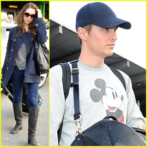 Dave Franco & Alison Brie Take a Trip to Milan Together!