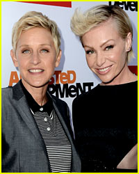 Ellen DeGeneres on Portia de Rossi: I Love Her So Much!