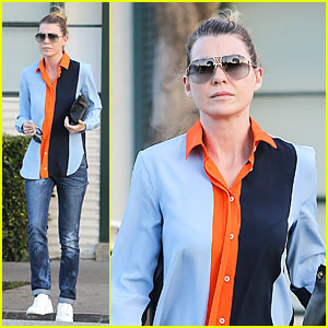Ellen Pompeo: Don't Hate the Player, Hate the Game!