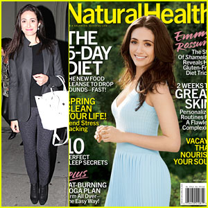 Emmy Rossum: I Try Not to Deprive Myself of Food!