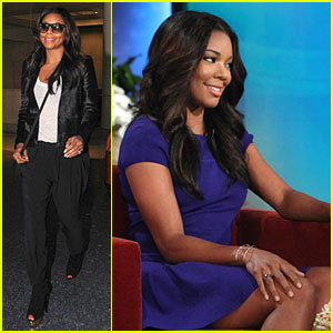 Gabrielle Union: Dwyane Wade Is Very Ready for Wedding!